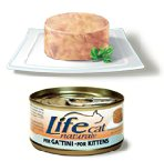 Life Cat Kissanpennuille (kananrintafile) 85 g
