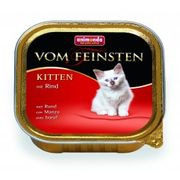 Animonda Vom Feinsten kitten, nauta 100 g