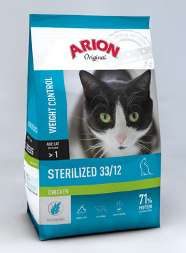 Arion Original Cat Sterilized (Kana)