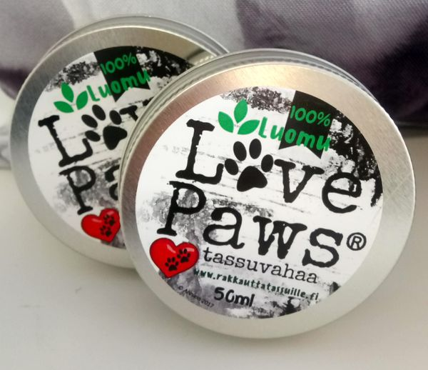 Love Paws tassuvaha 50 ml