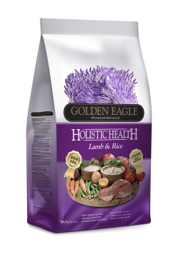 Golden Eagle Holistic Lammas-Riisi