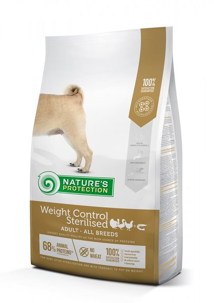 Nature's Protection Weight Control Sterilised