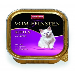 Animonda Vom Feinsten kitten, lammas 100 g